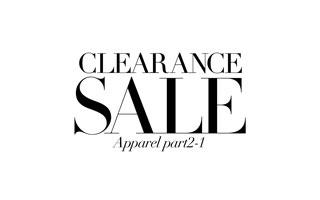 Clearance Women's Apparel part2-1