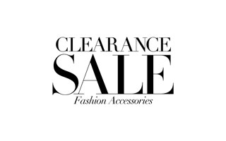 Clearance Fashion Accessories