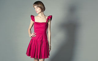 RED VALENTINO:PARTY DRESS
