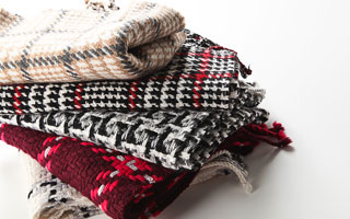 Transfer cashmere accesories