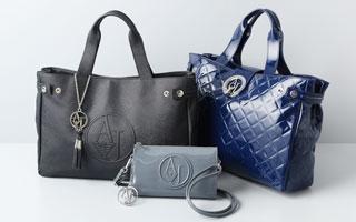 ARMANI JEANS : Leather goods