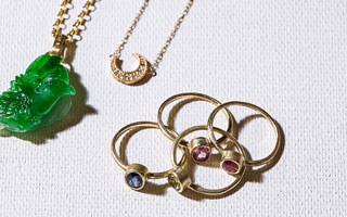 Siki x Tokyo Jewelry Collection