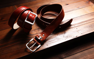 Men's Belt Selection