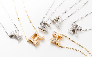 4SEASONS JEWELRY INITIAL COLLECTION