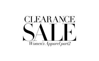 Clearance Women's Apparel part2