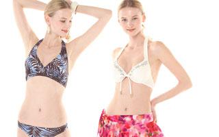 Swim wear collection