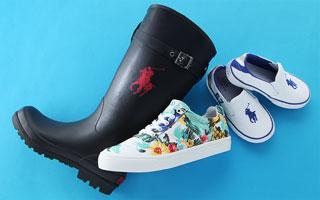 POLO RALPH LAUREN:Junior shoes