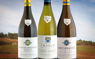 Remoissenet Pere et Fils:熟成白ワイン