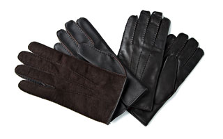 tino cosma :gloves