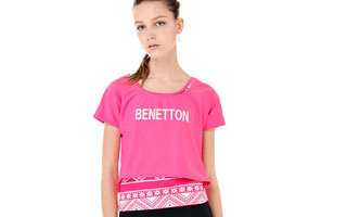 BENETTON Fitnesswear