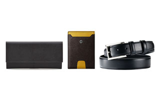 GEORG JENSEN : Small Leather Accesory