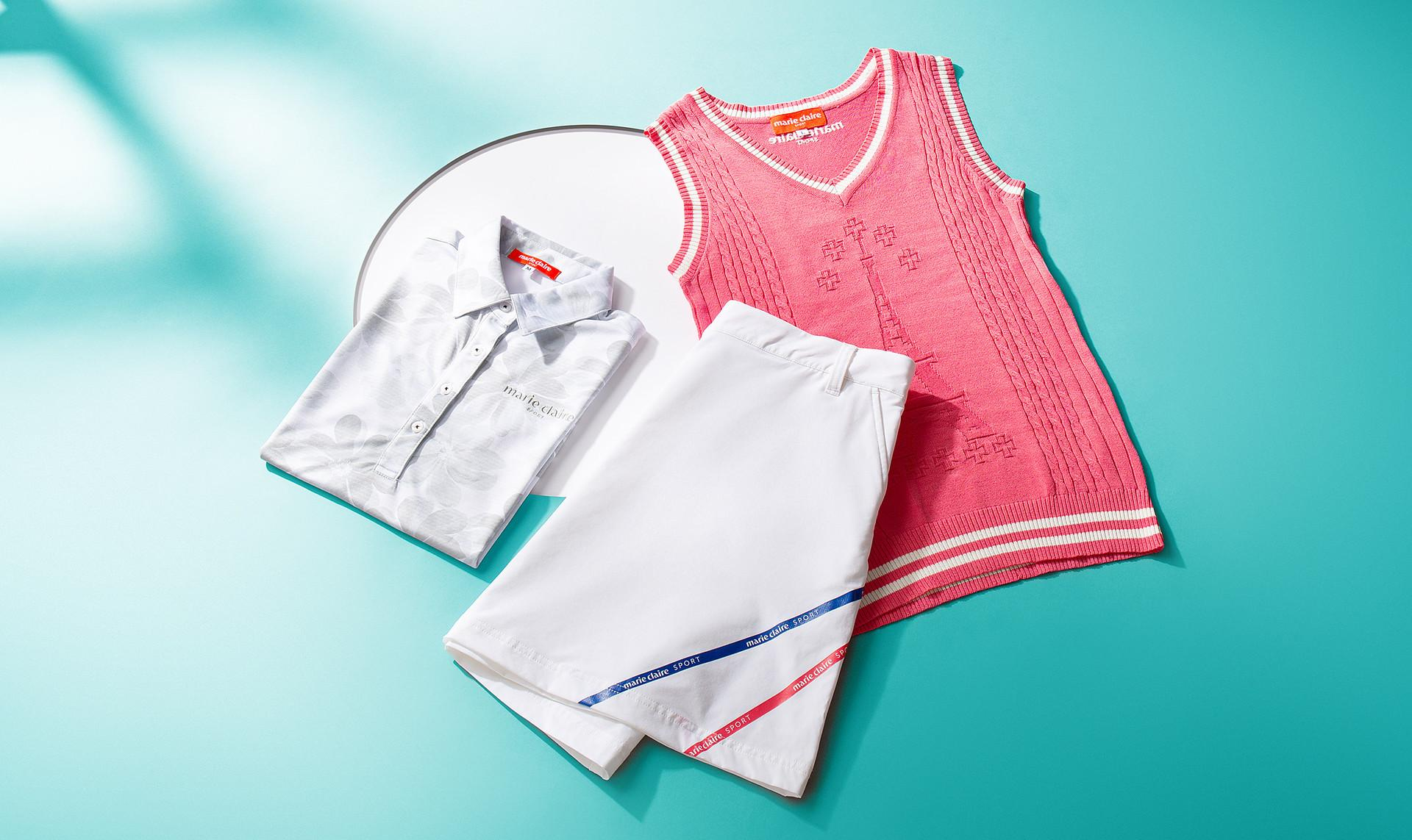 Golf Apparel Collection for Women Top's